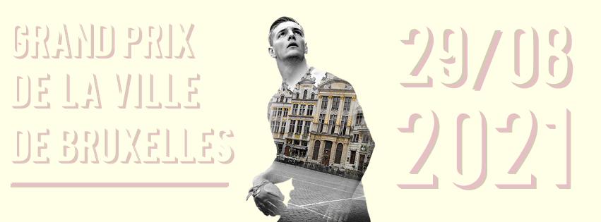 Réservez vos places au grand prix de la ville de Bruxelles !
